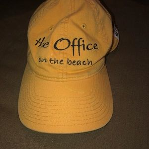 The Office on the Beach Ball Cap with FlexFit band